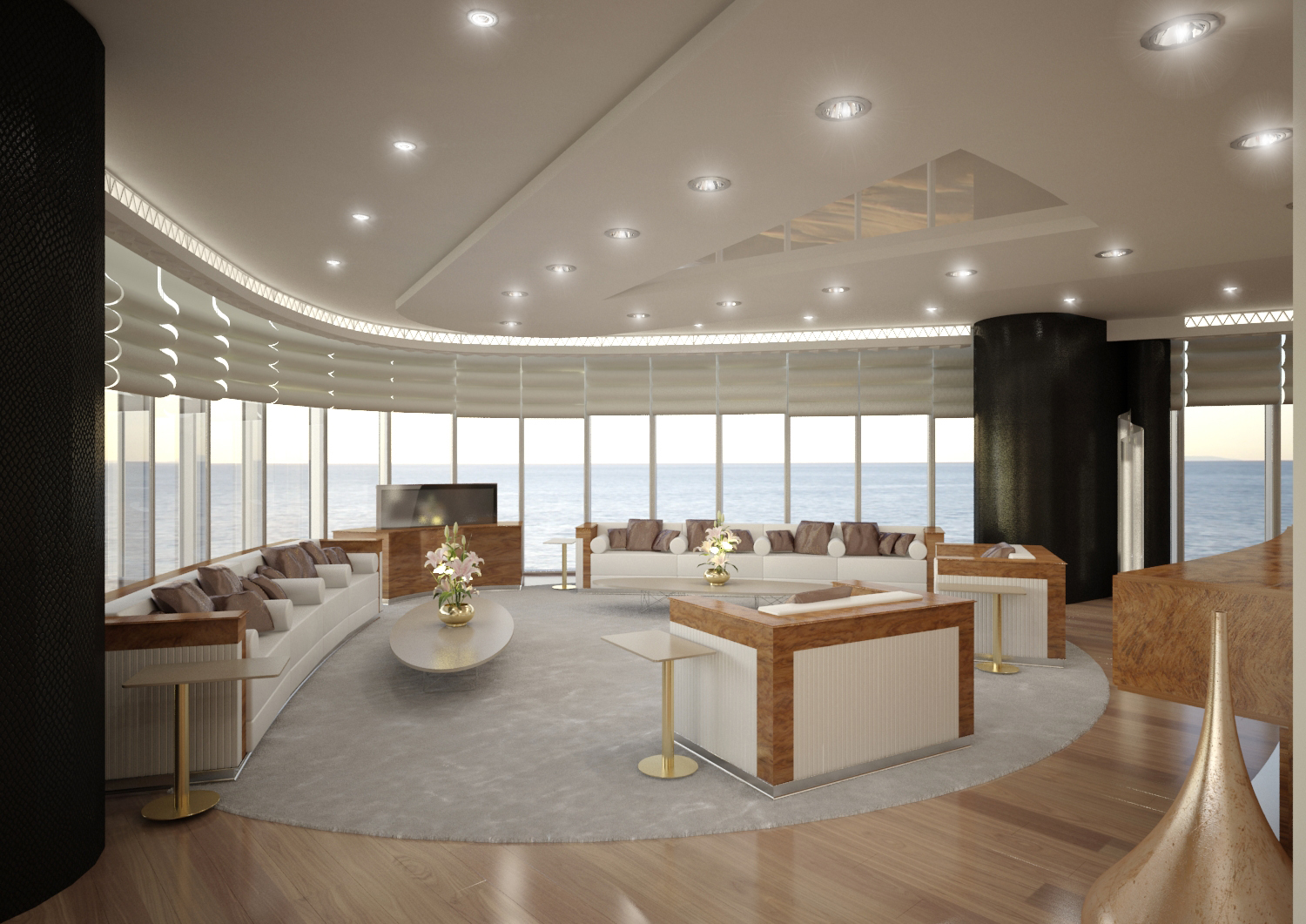 Tewes design nyc executive office seattle interior design - Executive Office Majlis Design Uae Www Lawylde Com